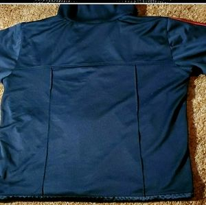 adidas Jackets & Coats - OBO ADIDAS track Jacket Crop Large